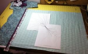 2 position line art