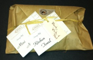 brown paper package sm
