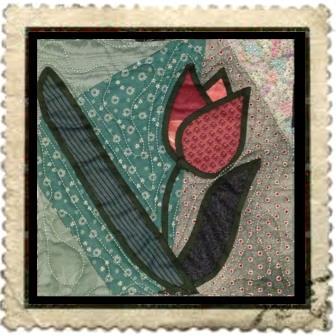 tulip stamp sm
