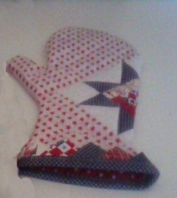 Freedom mitt single