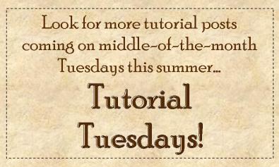 Tutorial Tuesdays