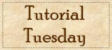 Tutorial Tuesdays header