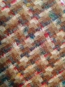 loose weave wool