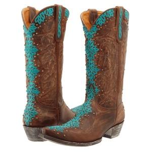 Old-Gringo-Tatum-BrassTurquoise-Cowboy-Boots